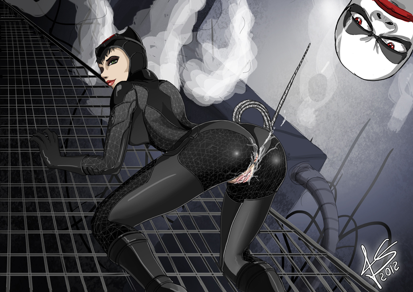 get batman catwoman city arkham in how to Chinese stealth suit fallout 4