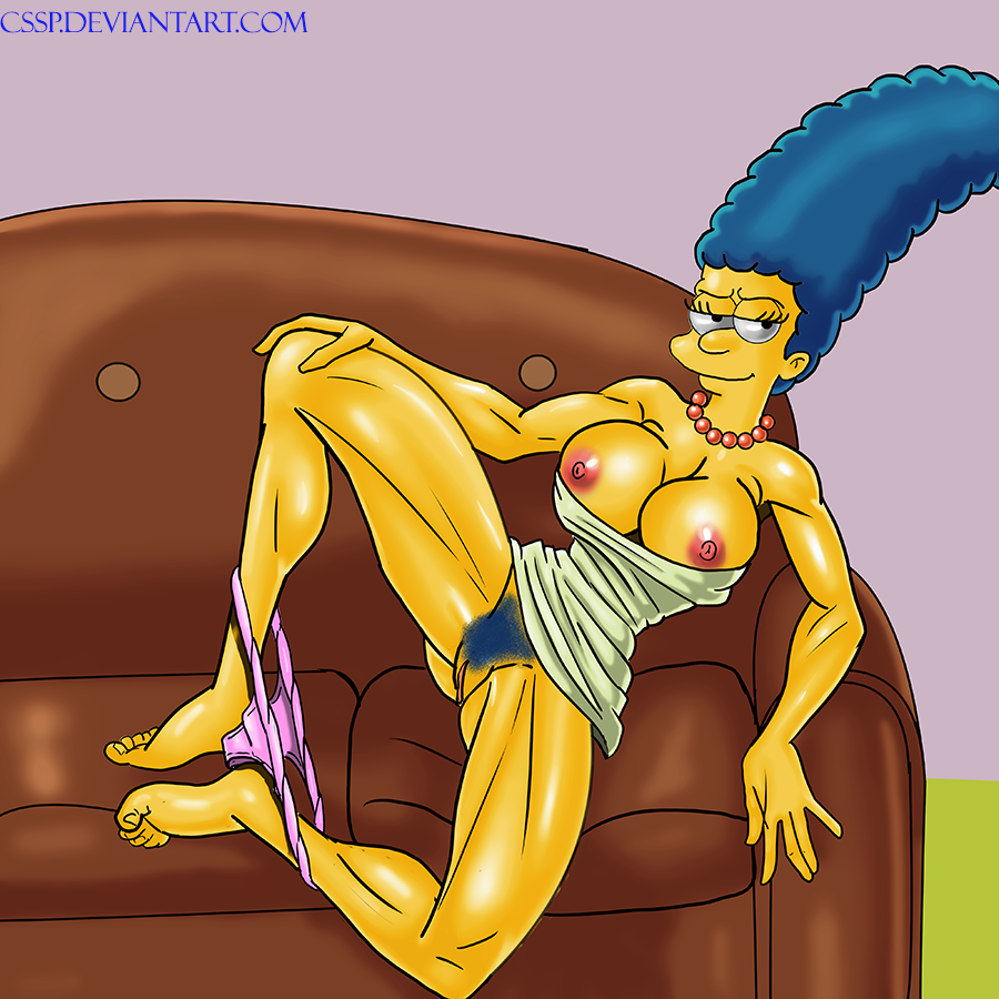simpsons marge deleted scene large Tails and sticks fanfiction lemon