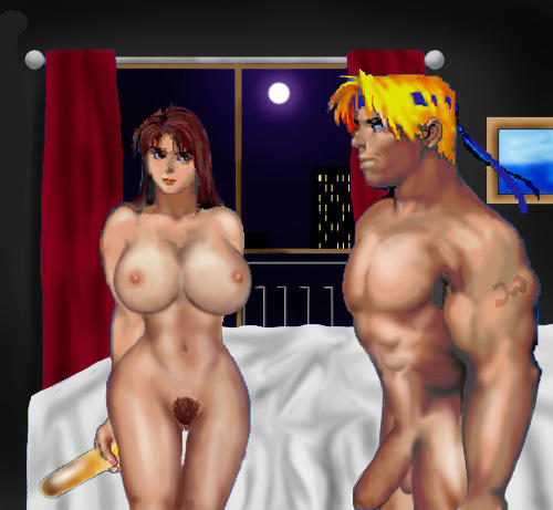 rage hentai of blaze streets Furry cock and ball torture
