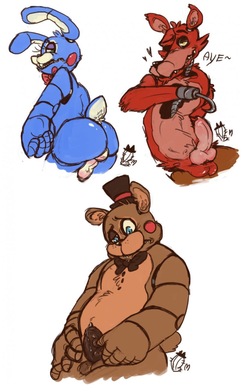 anime at five game nights freddy's Erin from the office nude