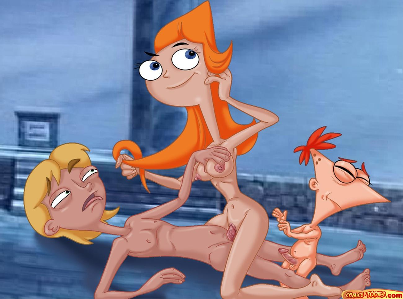 pregnant and candace ferb phineas Far cry new dawn nudity