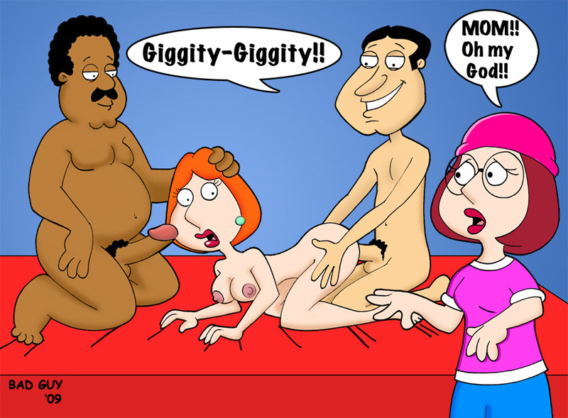 family guy lois nude griffin Stravaganza - isai no hime