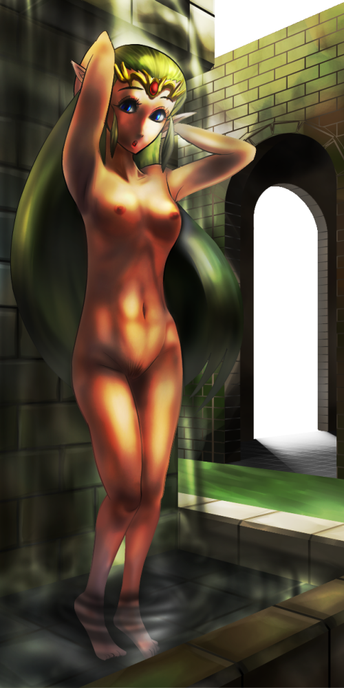 time saria in is ocarina old of how Battle for dream island firey