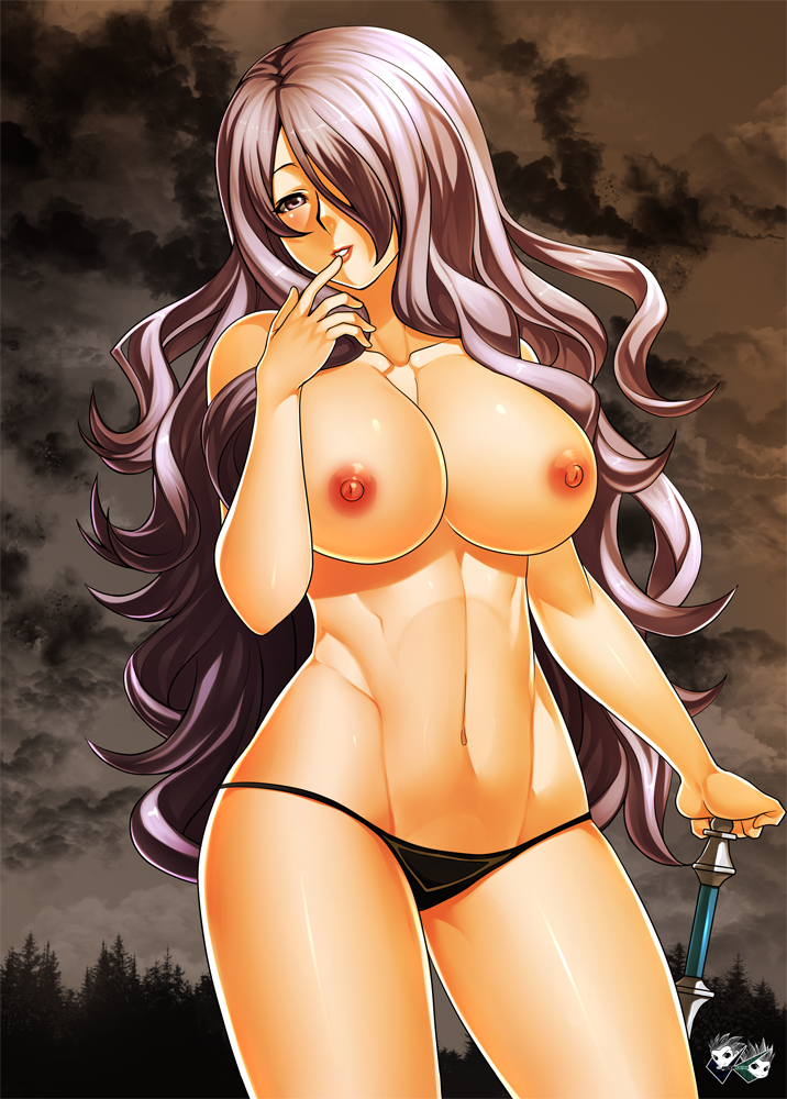 emblem fates fire camilla naked Five nights in anime bonnie
