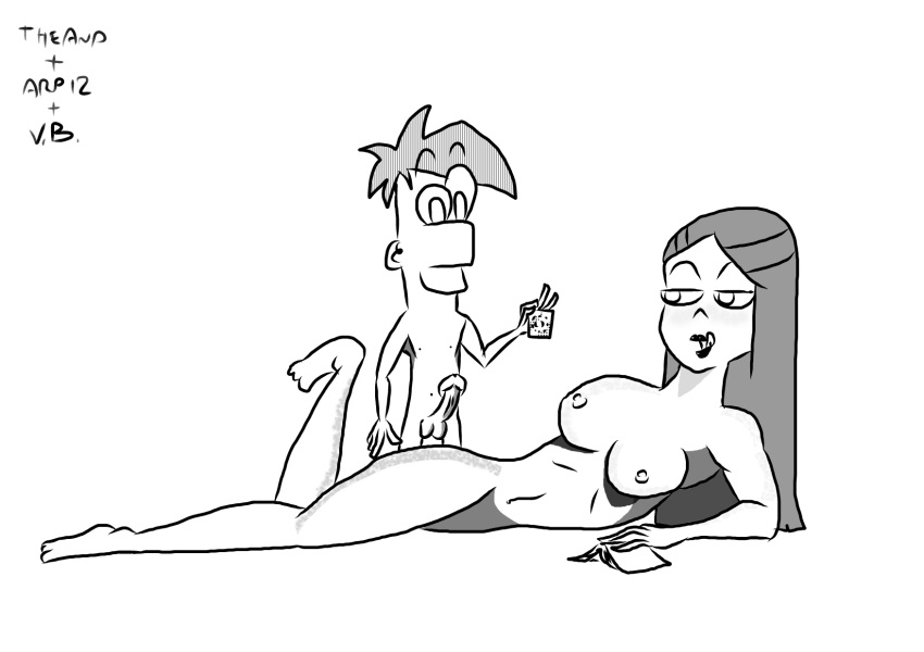 nude and ferb phineas vanessa Momodora reverie under the moonlight lubella