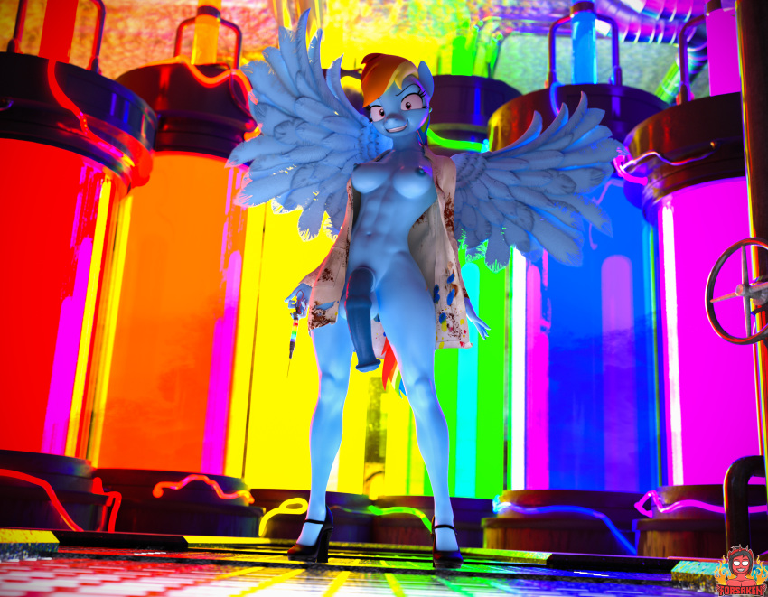 soarin rainbow and mlp dash Astoundingly awesome tales fallout 4