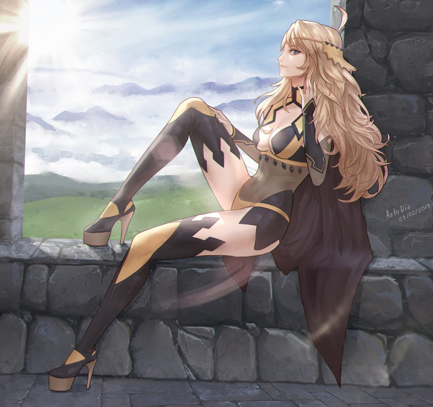 fates in how fire emblem get to flora What is corruption of champions