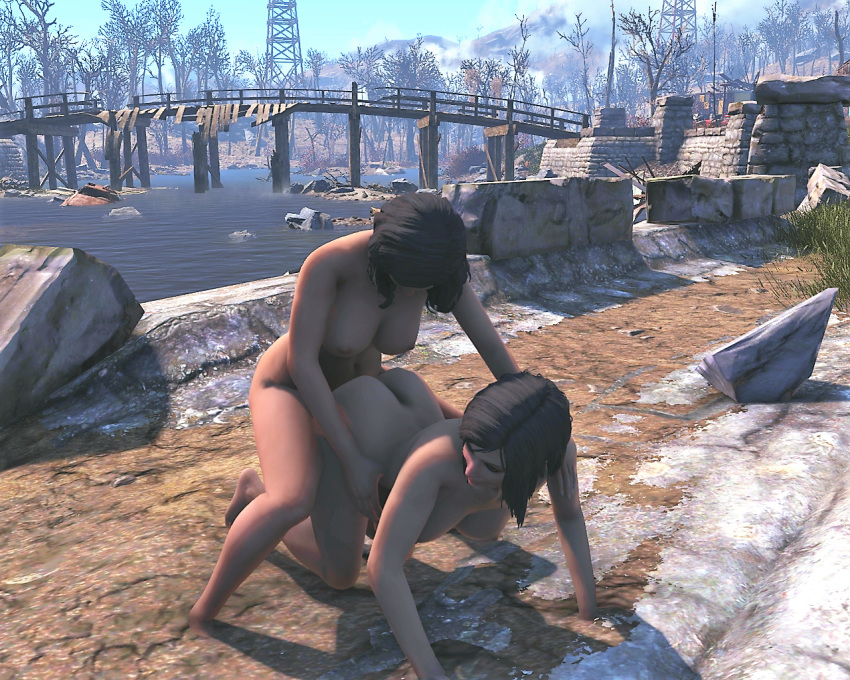 piper fallout from naked 4 Rise of the tomb raider nude