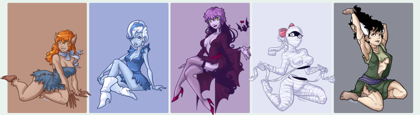and bikini vampire of the doo the legend scooby daphne Ash and serena fanfiction christmas