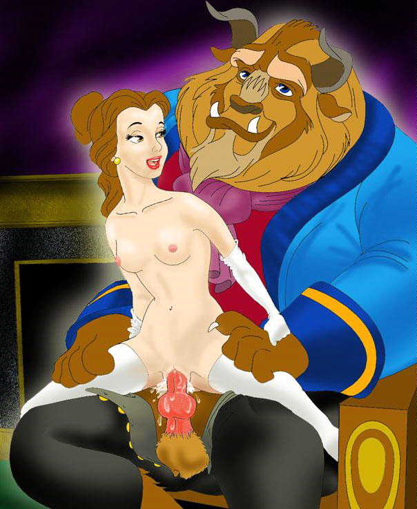 and beauty nude belle beast the Shion that time i was reincarnated as a slime